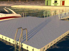 Sistemi di attracco galleggianti
