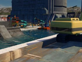 Progetti industriali sull'acqua